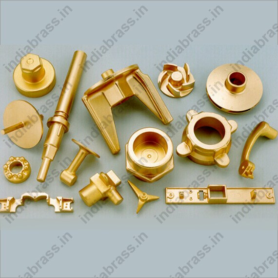brass forging components
